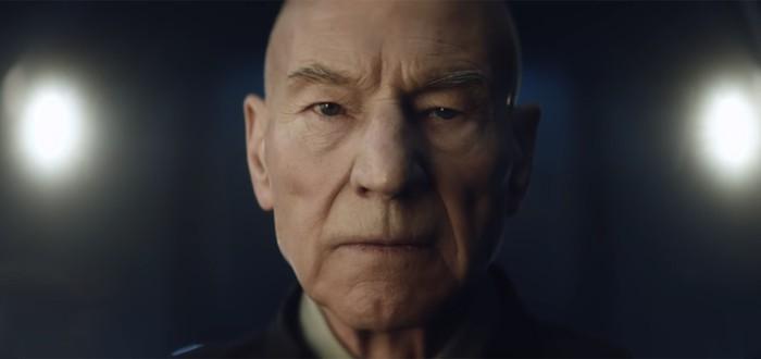 Первый тизер сериала Star Trek: Picard с Патриком Стюартом