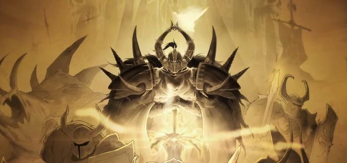 Становление императора в сюжетном трейлере Warhammer: Chaosbane