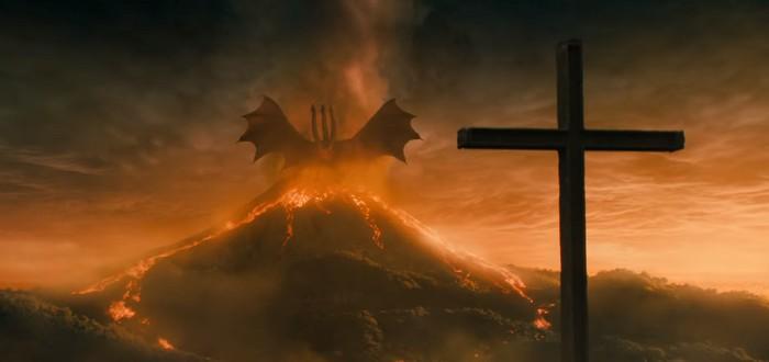 """Новый трейлер """"Годзилла 2: Король монстров"""""""