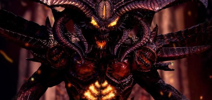 Невероятно детализированный косплей по Diablo