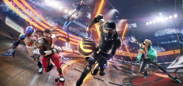 Утечка: Roller Champions — новый спортивный тайтл Ubisoft