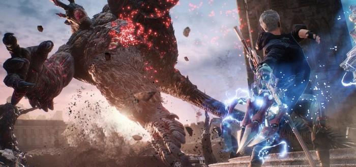 Хидеяки Ицуно и Мэтт Уокер раскрыли интересные детали разработки Devil May Cry 5