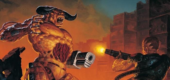 Джон Ромеро выпустит масштабный мод для Doom на этой неделе