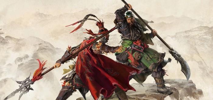 Total War: Three Kingdoms крайне популярна в Китае