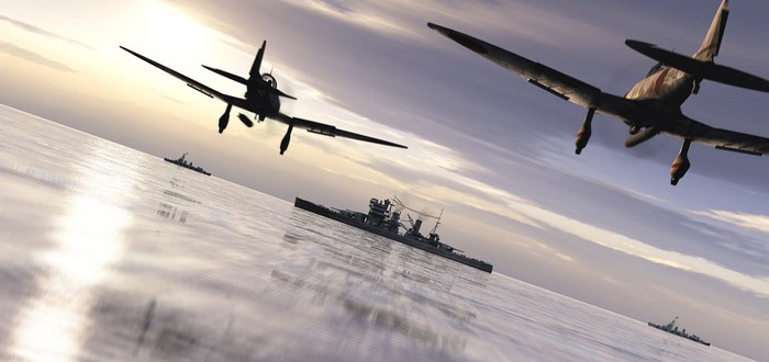 На Steam-странице Tank Battlegrounds выложены скриншоты и трейлер из Battlefield 1942