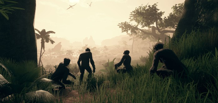 Замена инвентарю, игра за отшельника и другие подробности Ancestors: The Humankind Odyssey