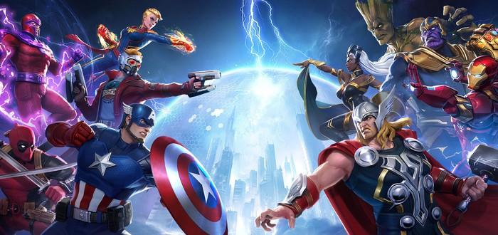 MARVEL Super War от NetEase оказалась ещё одним рескином мобильной MOBA
