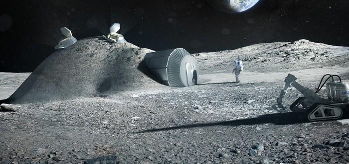 Роскосмос представил программу по освоению Луны