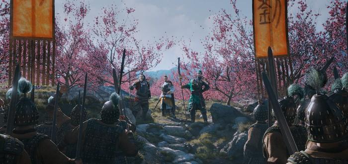 Продажи Total War: Three Kingdoms превысили миллион копий за неделю