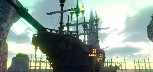 Final Fantasy XIV новые скрины