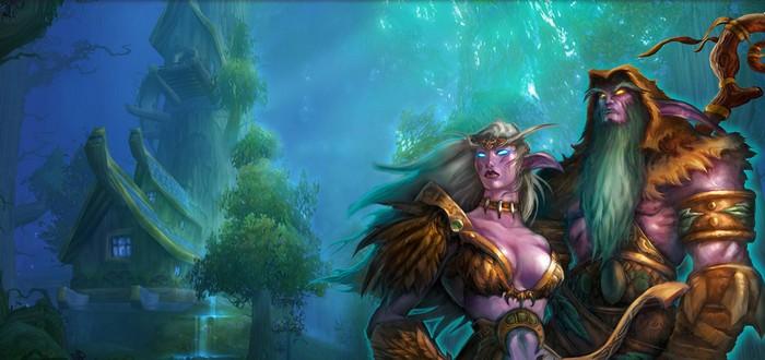 У Blizzard в разработке самое большое количество тайтлов за всю историю компании