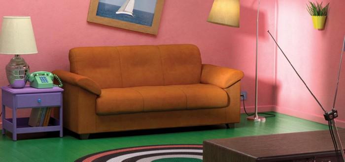 """IKEA воссоздала гостиные из """"Очень странных дел"""", """"Друзей"""" и """"Симпсонов"""""""