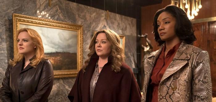 Мелисса МакКарти и Элизабет Мосс в трейлере криминальной драмы The Kitchen