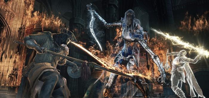 Картинка Dark Souls 3 стала атмосфернее благодаря трассировке лучей
