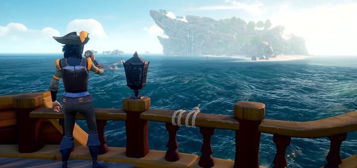 Анонсирована настольная ролевая игра по Sea of Thieves