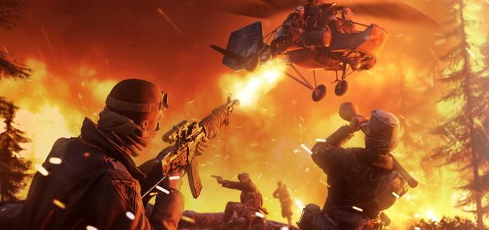 Новый апдейт для Battlefield 5 убрал два мультиплеерных режима, игроки недовольны