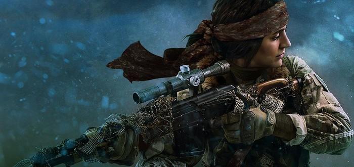 Дебютный тизер Sniper: Ghost Warrior Contracts