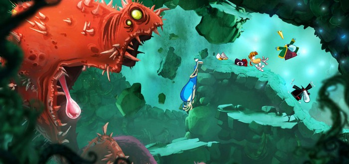 Ubisoft подарит Rayman Origins за просмотр спидрана Rayman 2
