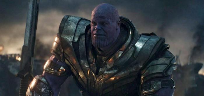 """Молодой Танос и Вечные на раннем концепте """"Мстителей: Война бесконечности"""""""