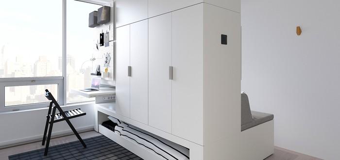 IKEA представила роботизированную мебель для тех, кто живет в маленьких квартирах