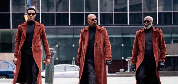 """Сэмуэль Л. Джексон нецензурно выражается в новом трейлере """"Шафта"""""""