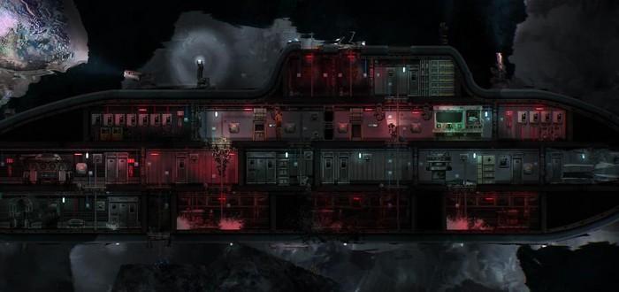 Кооперативный симулятор субмарины Barotrauma вышел в Раннем доступе Steam