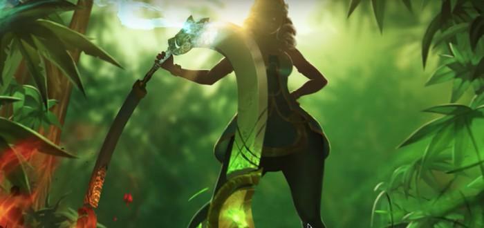 Новый чемпион League of Legends — Киана