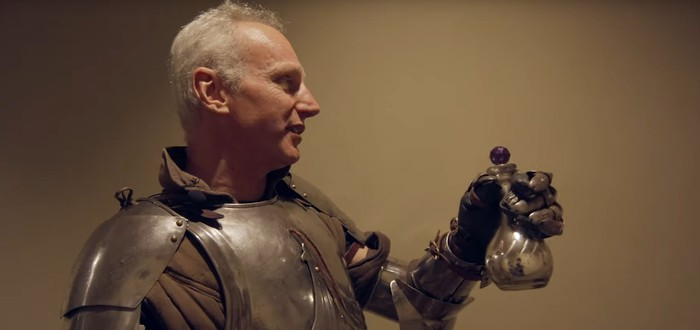 Комедийная постановка о том, как Larian получила лицензию на Baldur's Gate 3