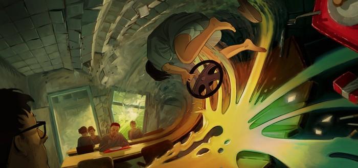 Первый тизер анимационной драмы Undone