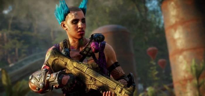 E3 2019: Новый контент Rage 2
