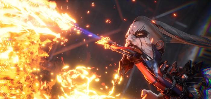 E3 2019: Немного деталей Bleeding Edge от Ninja Theory