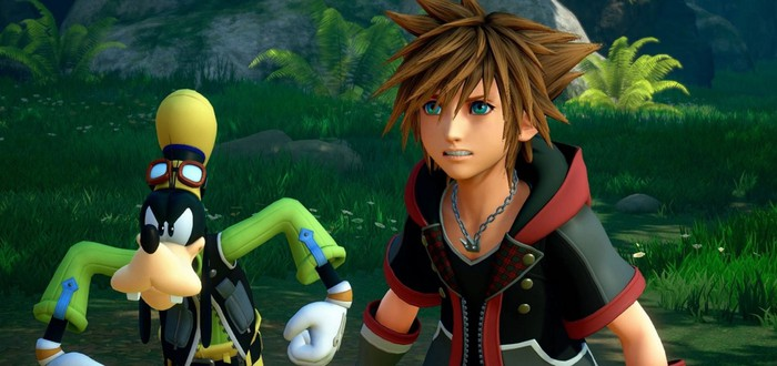 E3 2019: Трейлер DLC для Kingdom Hearts 3