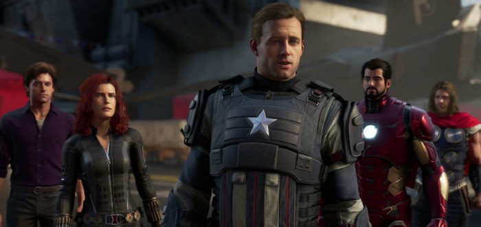 E3 2019: Премьера Marvel's Avengers от Square Enix