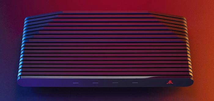 Сегодня стартуют предзаказы на ретро-консоль Atari VCS — от 250 долларов