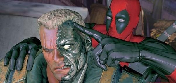 Новые скриншоты и концепт-арты Deadpool