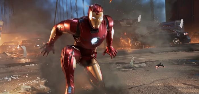 E3 2019: Детали Marvel's Avengers