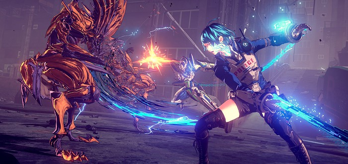 E3 2019: Новый трейлер и скриншоты Astral Chain