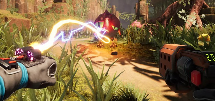E3 2019: Геймплейный трейлер Journey to the Savage Planet