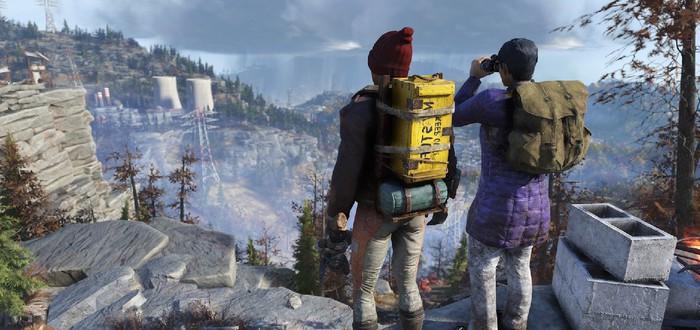 В Fallout 76 возвращаются классические диалоги с NPC