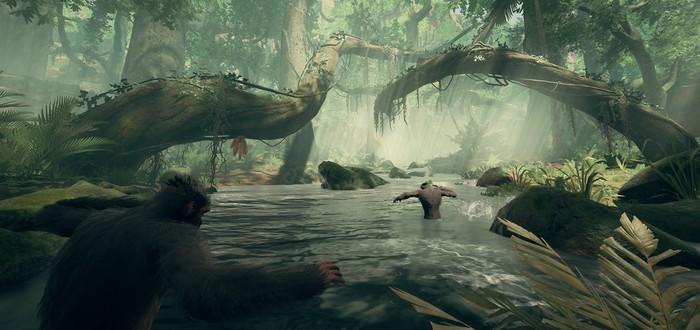 E3 2019: 11 минут геймплея Ancestors: The Humankind Odyssey с разными биомами