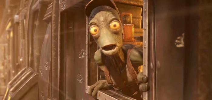 E3 2019: 14 минут геймплея Oddworld: Soulstorm