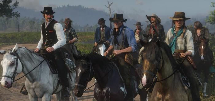 Саундтрек Red Dead Redemption 2 поступит в продажу 12 июля