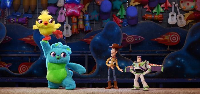 """""""История игрушек 4"""" стал первым мультфильмом Pixar без короткометражки в начале"""