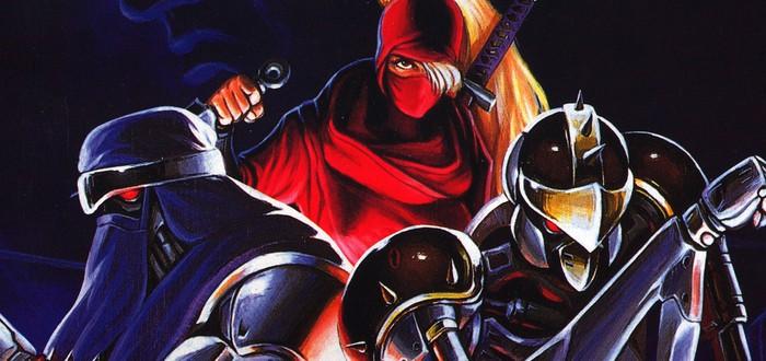 TAITO Corporation возвращается с перезапуском битемапа Ninja Warriors для SNES