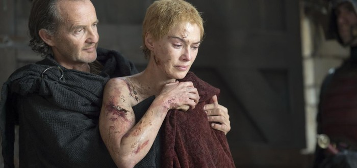 """Лина Хиди: Из """"Игры престолов"""" вырезали мучительную для Серсеи сцену"""