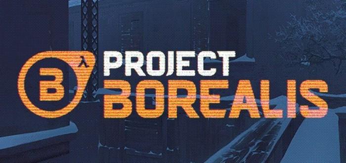 Новый ролик Project Borealis: снег, зомби и хэдкрабы