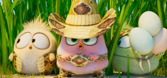 Финальный трейлер The Angry Birds Movie 2