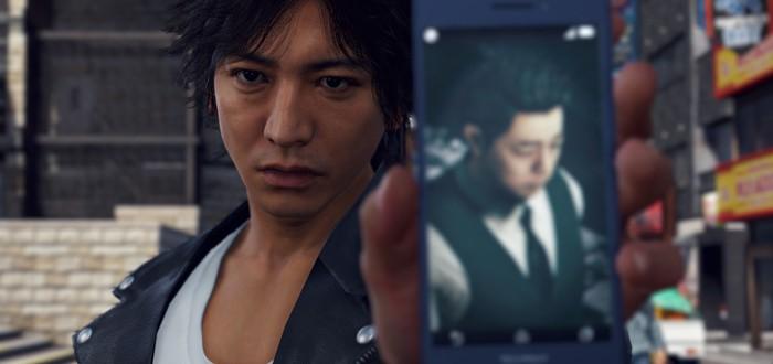Оценки Judgment — Yakuza в костюме детектива
