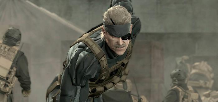 Замминистра обороны считает, что серия Metal Gear создана американскими спецслужбами