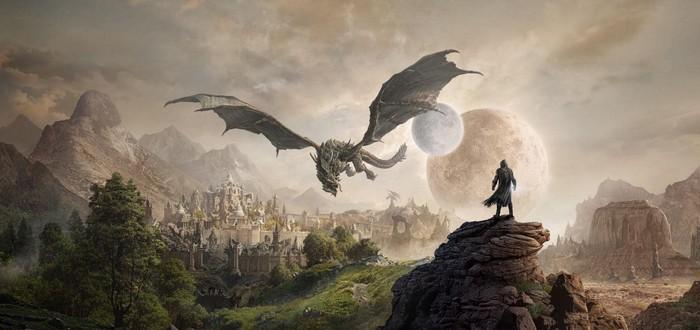 The Elder Scrolls Online: Elsweyr — Драконы и некромантия